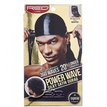 Red by Kiss HDUPPXX Power Wave Silky Satin Durag