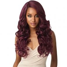 Outre Synthetic L-Part Swiss Lace Front Wig -  INDIRA