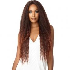 Outre Synthetic I-Part Swiss Lace Front Wig - VIVIEN