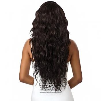 Outre &Play Human Hair Optimix 360 Lace Wig - NATURAL LOOSE WAVE (13x4 lace frontal)
