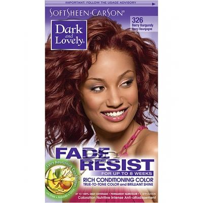 SoftSheen-Carson Dark and Lovely Fade Resist Rich Conditioning Color - 1 Kit