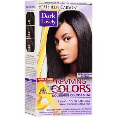 SoftSheen-Carson Dark and Lovely Reviving Colors Nourishing Color & Shine - 1 Kit