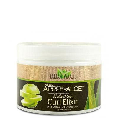 Taliah Waajid Green Apple & Aloe Nutrition Curl Elixir 12oz