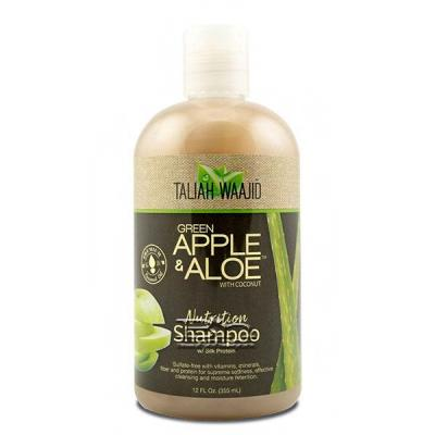 Taliah Waajid Green Apple & Aloe Nutrition Shampoo 12oz