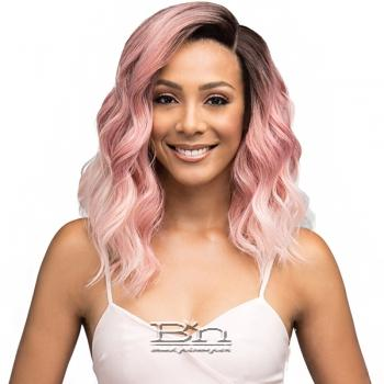 Bobbi Boss Synthetic 5 inch Deep Part Lace Front Wig - MLF322 JAYLEN