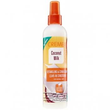 Creme of Nature Coconut Milk Detangling & Conditioning Leave-In Conditioner 8.45oz