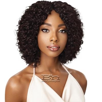 Outre Mytresses WET & WAVY 100% Unprocessed Human Hair Weave - JERRY CURL 3PCS