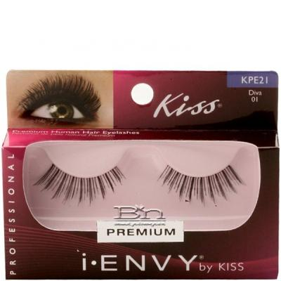 Kiss I-Envy KPEXX Eyelashes - Diva