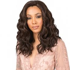 Bobbi Boss Human Hair Blend Full Hand Tied Lace Front Wig - MBDLF002 TAMIA
