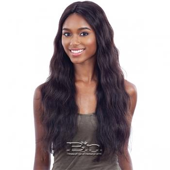 Naked 100% Human Hair Freedom Lace Part Wig - NATURAL 702