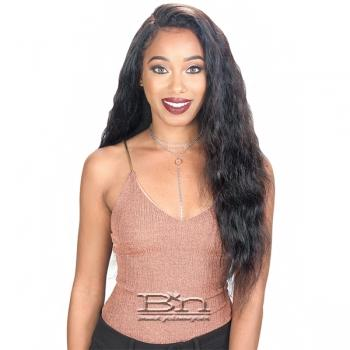 Zury Sis 100% Brazilian Virgin Remy Hair 360 Whole Lace Wig - HRH CUSTOM WH LACE W&W LOOSE WAVE