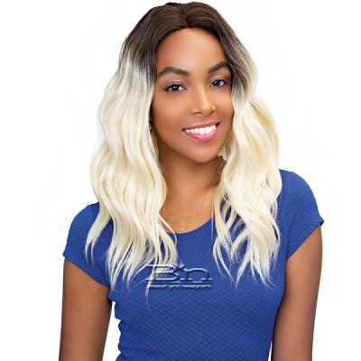 Janet Collection Princess Synthetic Hair Lace Wig - AKALI (4x4 Lace Frontal Closure Wig)