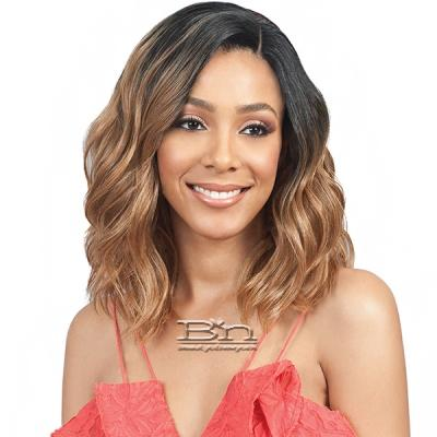 Bobbi Boss Synthetic Hair 6 inch Deep Part Lace Front Wig - MLF312 LANESSA