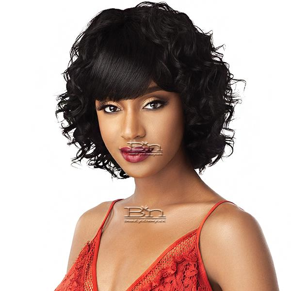 Outre 100% Human Hair Fab & Fly Wig - HH SELMA
