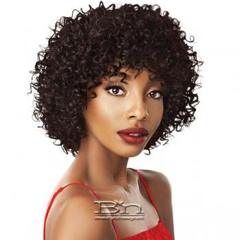 Outre 100% Human Hair Fab & Fly Wig - HH GEORGIA