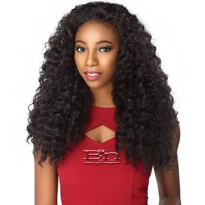 Sensationnel Synthetic Half Wig Instant Weave - AMANI
