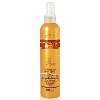 Iden Bee Propolis Memory Restyleable Spray Strong Hold 8.4oz