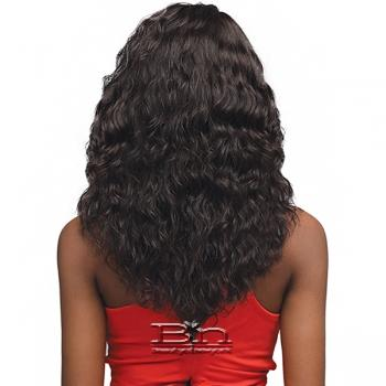Bobbi Boss 100% Human Hair 4.5 Deep Part Lace Front Wig - MHLF904 KIMORA