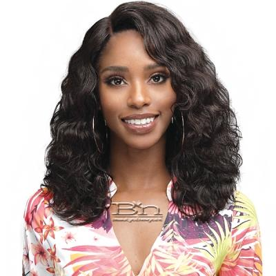 Bobbi Boss 100% Human Hair 4.5 Deep Part Lace Front Wig - MHLF905 AMERIE