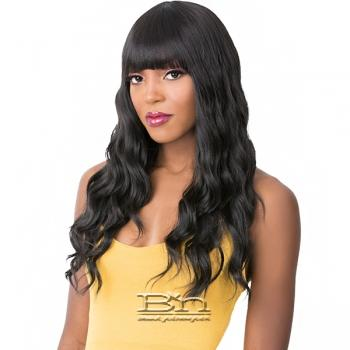 It's a wig Synthetic Wig - Q MARIELLA