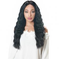 Zury Sis Royal Swiss Lace Synthetic Hair Lace Front Wig - LACE H ELLIS