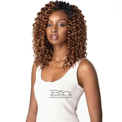 Sensationnel Lulutress Synthetic Braid - 3X CHUNKY TWIST OUT 10