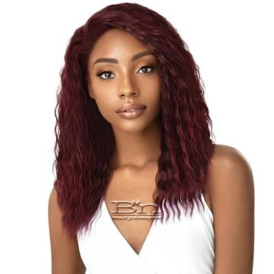 Outre Synthetic Half Wig Quick Weave - XIOMARA