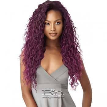 Outre Synthetic Half Wig Quick Weave - BRIYANNA