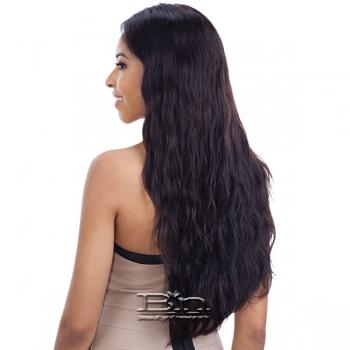 Model Model Nude 100% Brazilian Natural Human Hair Freedom Lace Part Wig - ORIGIN 702