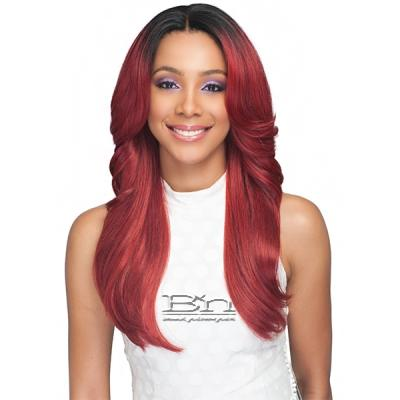 Bobbi Boss Human Hair Blend 360 Swiss Lace Wig - MBLF330 TAYLAH