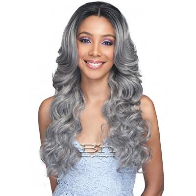 Bobbi Boss Human Hair Blend 360 Swiss Lace Wig - MBLF340 KILIAH