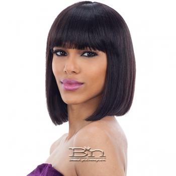 Naked 100% Unprocessed Brazilian Natural Human Hair Premium Wig - MIA