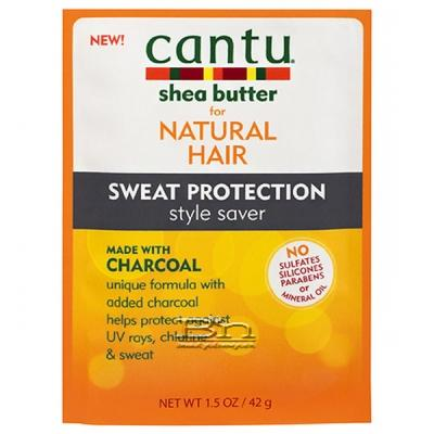 Cantu Shea Butter for Natural Hair Sweat Protection Style Saver 1.5oz