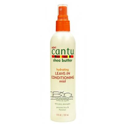 Cantu Shea Butter Hydrating Leave-In Conditioning Mist 8oz