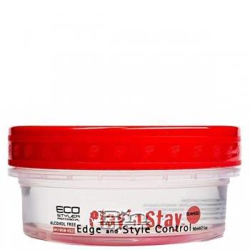 Eco Styler Play N Stay Seaweed Alcohol Free Edge and Style Control 3oz