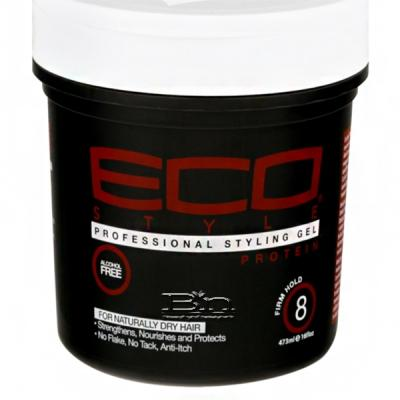 Pure Eco Style Eco Friendly Protein Gel Firm Hold 16oz