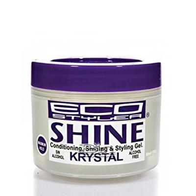 Eco Styler Shine Conditioning Gel Krystal 3oz