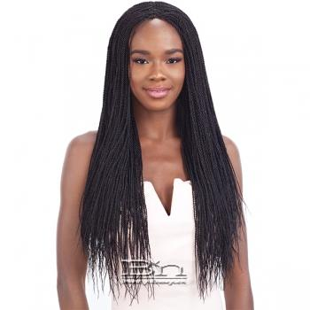 Freetress Equal Synthetic Lace Part Braid Wig - MILLION TWIST