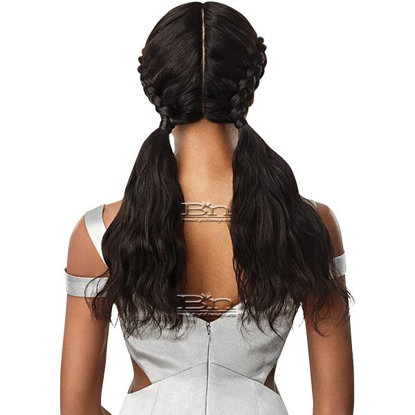 Outre Mytresses Black Label 100% Unprocessed Human Hair Lace Wig - LOOSE BODY