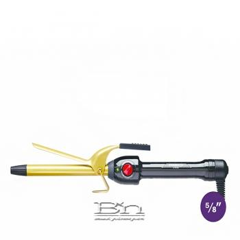 Red by Kiss Ceramic Tourmaline Professional Curling Iron 5/8 Inch CI03N