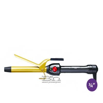 Red by Kiss Ceramic Tourmaline Professional Curling Iron 3/4 Inch CI04N