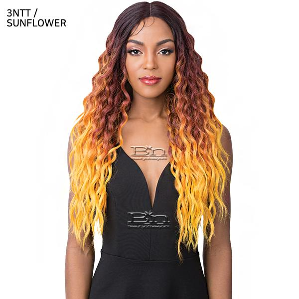 It's A Lace Front Wig -  SWISS LACE SUNFLOWER