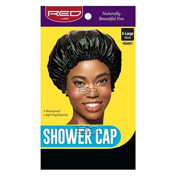 Red by Kiss Shower Cap X-Large HSH01
