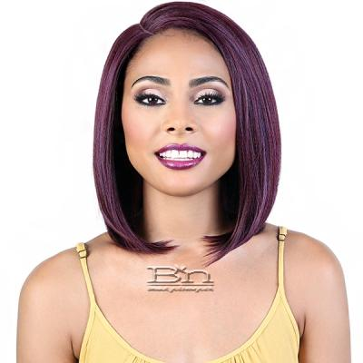 Motown Tress Synthetic Hair Curve Part Let's Lace Wig - LDP CURVE1