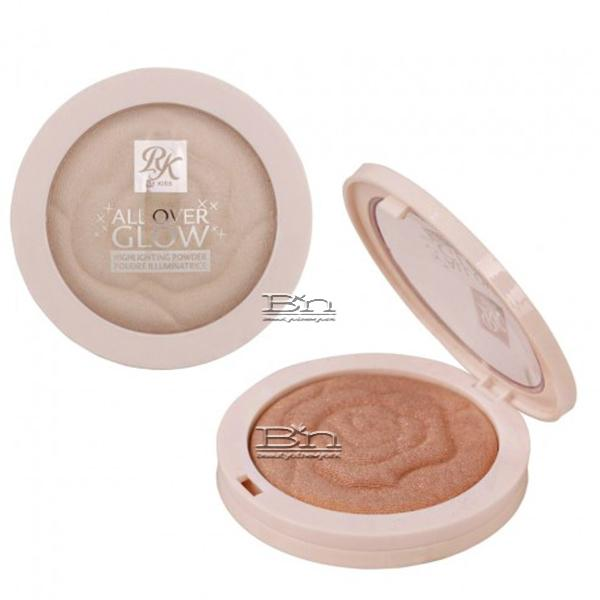 Ruby Kisses by Kiss All Over Glow Highlighting Powder RHPXX