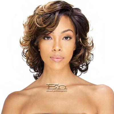 Sensual Vella Vella Synthetic Hair Lace Front Wig - LESHA