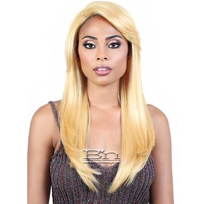 Motown Tress Synthetic Hair Deep Part Let's Lace Wig - LDP VELVET