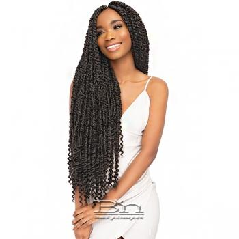 Janet Collection Synthetic Braid - PASSION TWIST BRAID 24