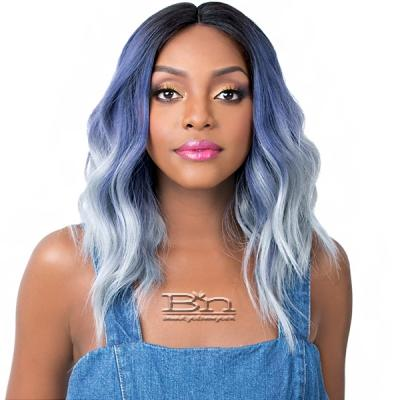 It's A Lace Front Wig -  SWISS LACE SUN KISS