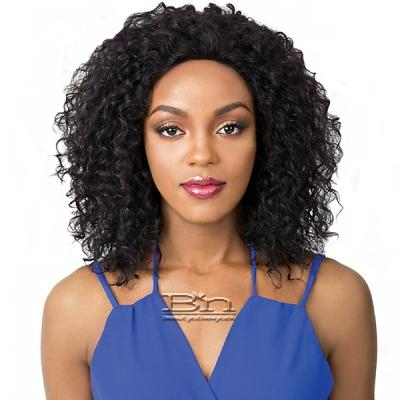 It's A Human Hair Lace Front Wig - HH S LACE WET N WAVY JERRY